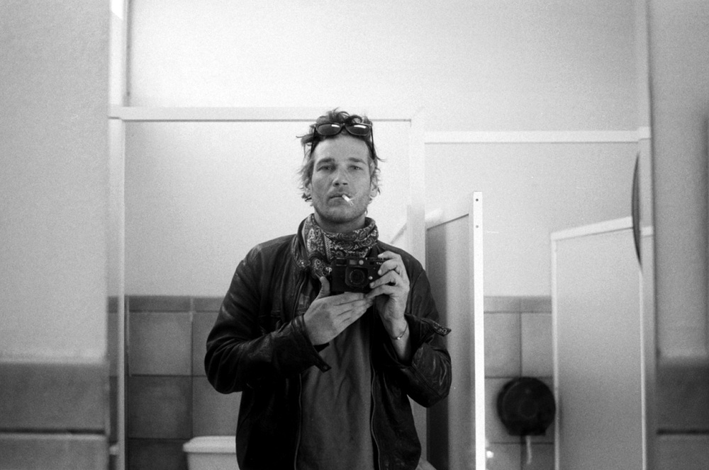 Arto Saari Self Portrait