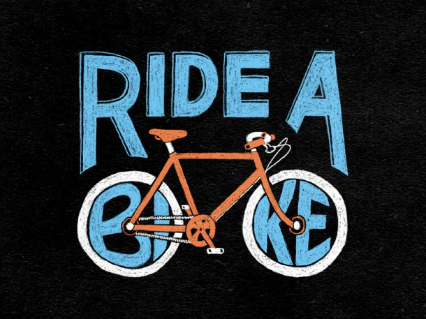 """Ride A Bike"" by Sean Wes"