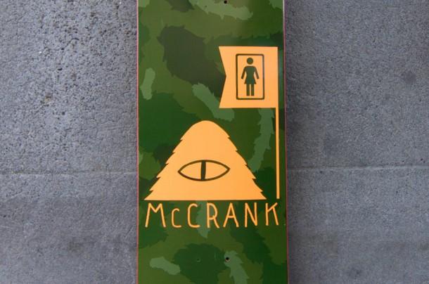 Poler x Girl McCrank
