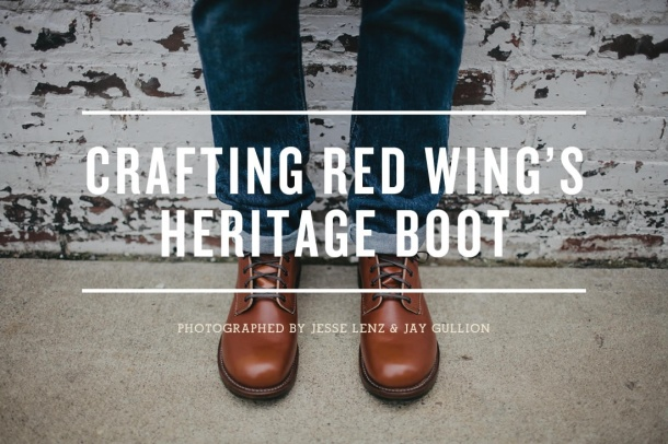 Red Wing by Jesse x Jay